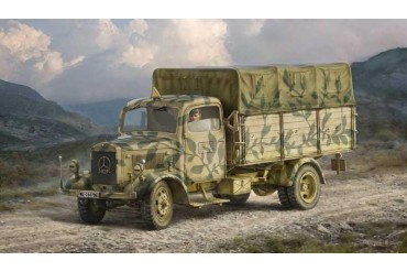 Model Kit military 6558 - Mercedes-Benz L3000 S (1:35)