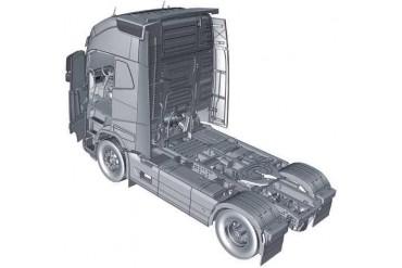 Model Kit truck 3940 - VOLVO FH4 GLOBETROTTER XL (1:24)