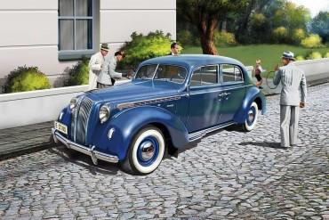 Plastic ModelKit auto 07042 - Luxury Class Car Admiral Saloon (1:24)
