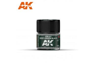 304: IJN D1 Deep Green Black