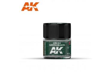 305: IJN D2 Green Black