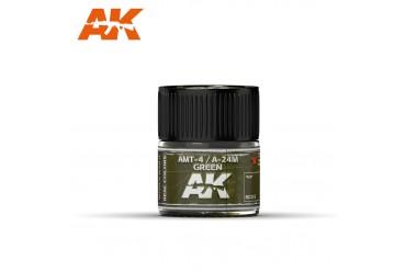 315: AMT-4 / A-24M Green