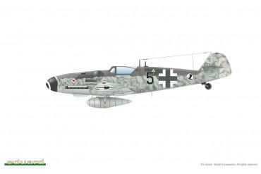 """Fw 190D-9 a BF 109G-14(G-14/AS) """"Bodenplatte"""" (1:48) - 11125"""