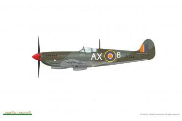 Spitfire HF Mk. VIII (1:72) - 7449