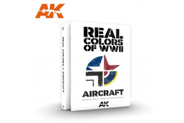 REAL COLORS OF WWII (ENGLISH) - AK209
