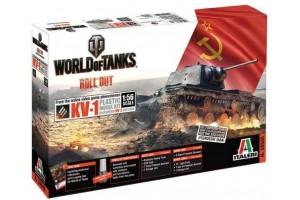 World of Tanks - KV1 (1:56) - 56505