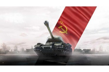 Model Kit World of Tanks 56506 - JOSEF STALIN JS-2 (1:56)