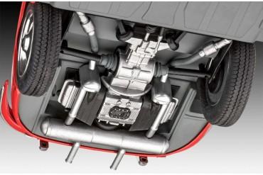 EasyClick auto 07679 - Porsche 356 B Coupe (1:16)