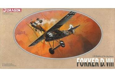 Model Kit letadlo 5907 - FOKKER D.VIII (1:48)