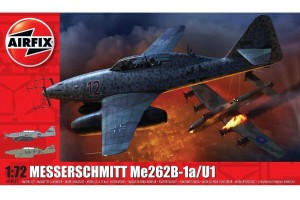 Classic Kit letadlo A04062 - Messerschmitt Me262B-1a (1:72)