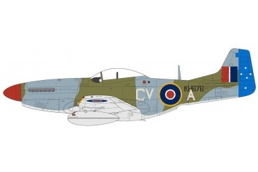 Classic Kit letadlo A05137 - North American Mustang Mk.IV (1:48)