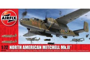 Classic Kit letadlo A06018 - North American Mitchell Mk.II (1:72)