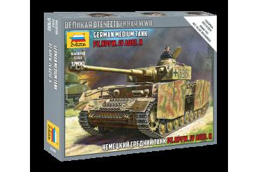 Panzer IV Ausf.H (1:100) - 6240