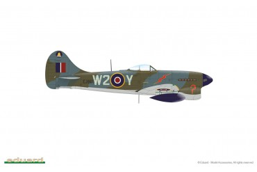 Tempest Mk. V série 2 (1:48) - 82122