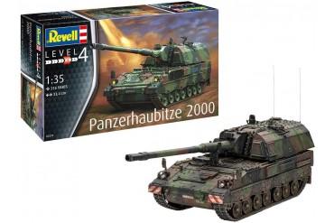 Plastic ModelKit tank 03279 - Panzerhaubitze 2000 (1:35)