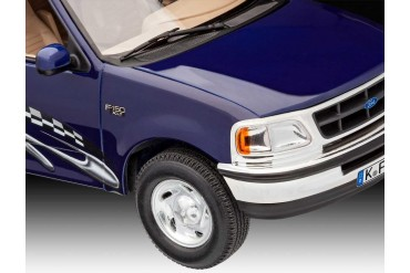 ModelSet auto 67045 - 1997 Ford F-150 XLT (1:25)