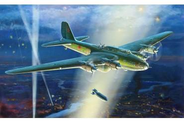 Model Kit letadlo 7291 - Soviet Bomber TB-7 (1:72)