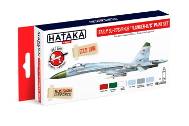 "Early Su-27S/P/UB ""Flanker-B/C"" - AS104"