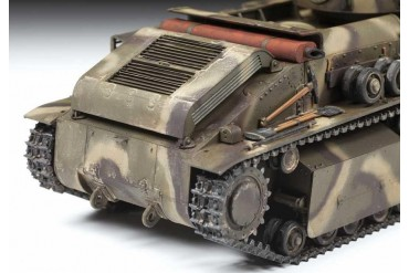 Model Kit tank 3694 - T-28 Heavy Tank (1:35)