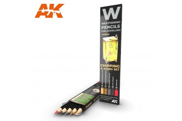 Chipping and aging set - AK10042