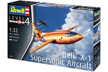 Plastic ModelKit letadlo 03888 - Bell X-1 Supersonic Aircraft (1:32)