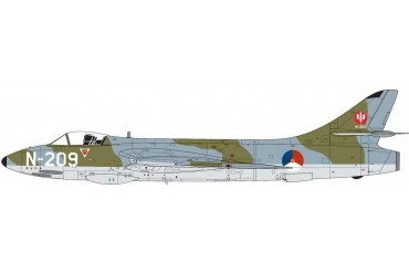 Classic Kit letadlo A09185 - Hawker Hunter F6 (1:48)