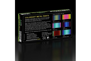Chameleon Acrylic Paint Set 3