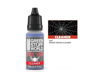 Spider Serum Cleaner 17ml