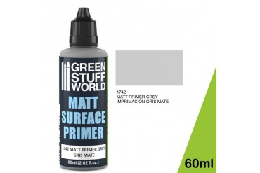 Grey Surface Primer - 60ml - 1742