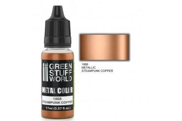 Steampunk Cooper Metalic - 17ml - 1868