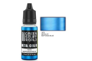Neptunus Blue Metalic - 17ml - 1872