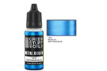 Neptunus Blue Metalic - 17ml - 1872