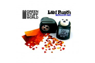 Leaf Punch DARK GREEN