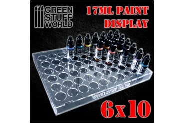 Paint Display 6x10 17ml