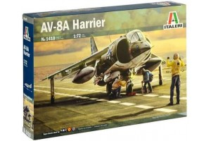 Model Kit letadlo 1410 - AV-8A HARRIER (1:72)