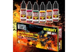 Intensity Inks Set 1 - 9351