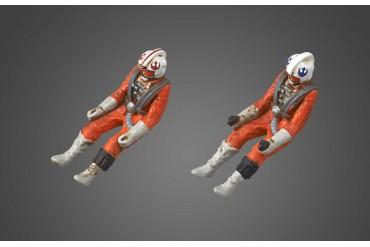 Plastic ModelKit BANDAI SW 01203 - Snowspeeder  (1:48)