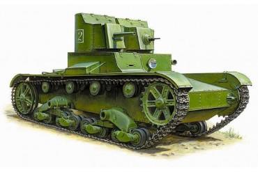 Model Kit tank 3542 - T-26 Version 1932 (1:35)
