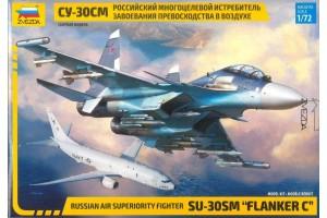 "Sukhoi SU-30 SM ""Flanker C"" (1:72) - 7314"