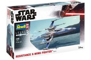 Plastic ModelKit SW 06744 - Resistance X-Wing Fighter (1:50)