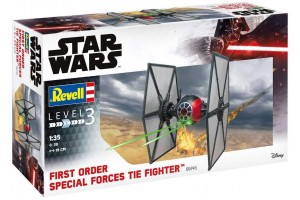 Plastic ModelKit SW 06745 - Special Forces TIE Fighter (1:35)