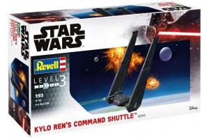 Plastic ModelKit SW 06746 - Kylo Ren's Command Shuttle (1:93)