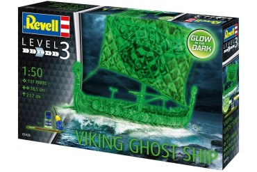 Plastic ModelKit loď 05428 - Viking Ghost Ship (1:50)