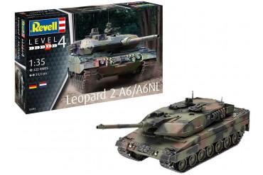 Plastic ModelKit tank 03281 - Leopard 2 A6/A6NL (1:35)
