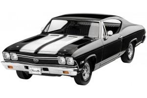 ModelSet auto 67662 - 1968 Chevy Chevelle (1:25)