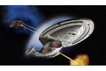 Plastic ModelKit Star Trek 04992 - U.S.S. Voyager (1:670)