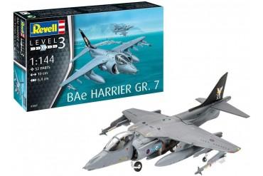 ModelSet letadlo 63887 - BAe Harrier GR.7 (1:144)