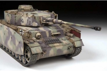 Model Kit tank 3674 - Panzer IV Ausf.G (1:35)