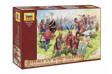Model Kit figurky 8034 - Republican Rome Infantry (RR) (1:72)