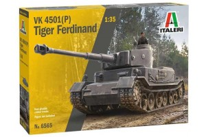 Model Kit tank 6565 - VK 4501(P) Tiger Ferdinand (1:35)